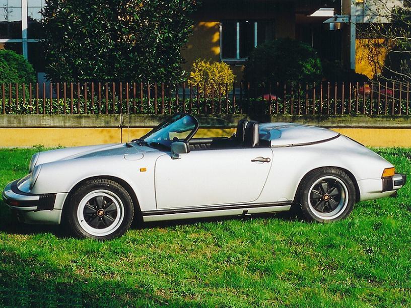 Porsche 911 3 2 Speedster Slim